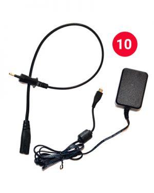 بسته 10 عددی آداپتور 5 ولت 1 آمپر-Pax S910