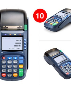 بسته 10 عددی-پکس Pax-s80 سیاه سفید